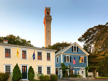 Provincetown Hotel in Massachusetts