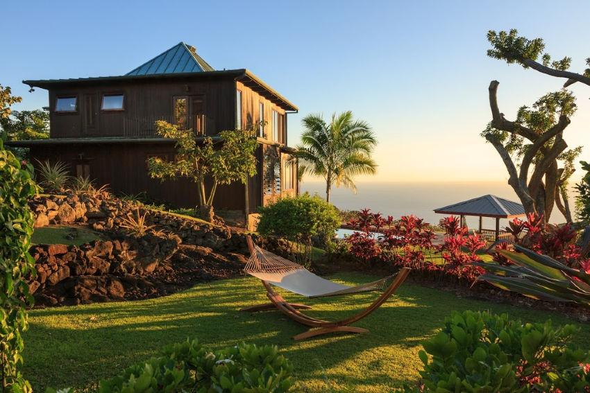 Holualoa Inn - Exterior
