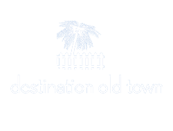 Destination Old Town - Logo