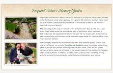 Captain Lord Mansion - Memory Garden