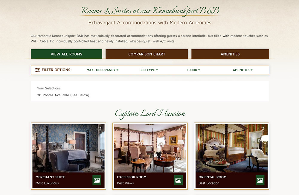 Website For Designing Rooms Inn At Sunrise Point Rooms