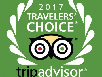 2017 Travelers' Choice Award