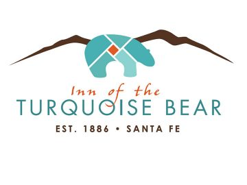 Custom logo for Inn of the Turquoise Bear