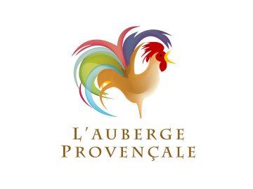 New logo for L'Auberge Provençale