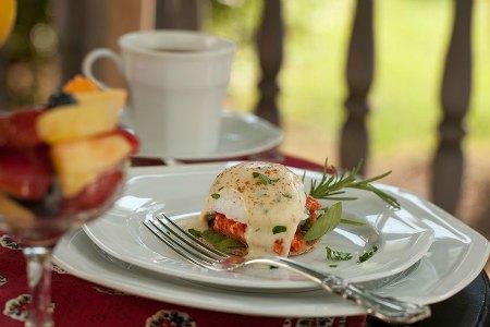 Durham Inn - Breakfast