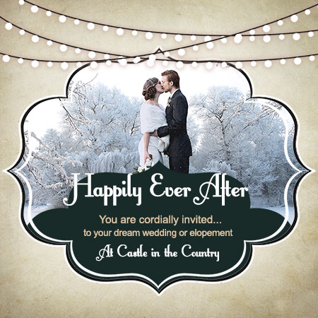 Wedding Marketing for Hotels - Castle in the Country