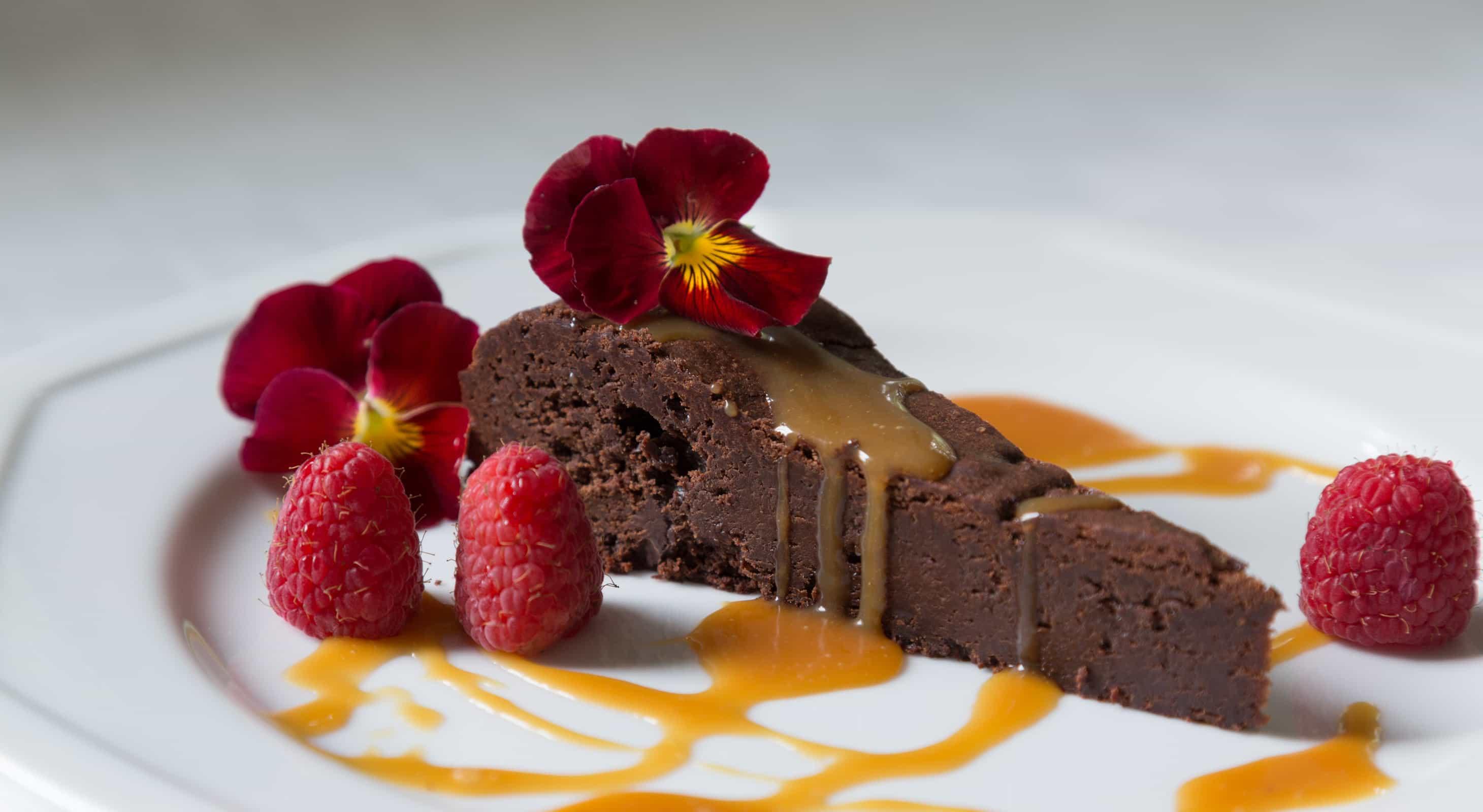 Arrowhead Inn - chocolate cake