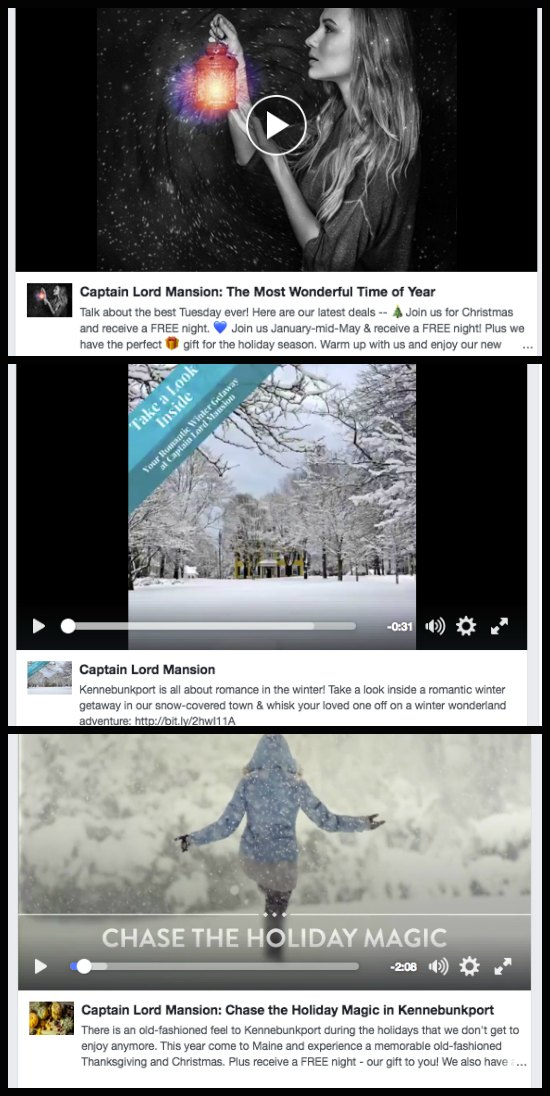 Captain Lord Social Media Marketing