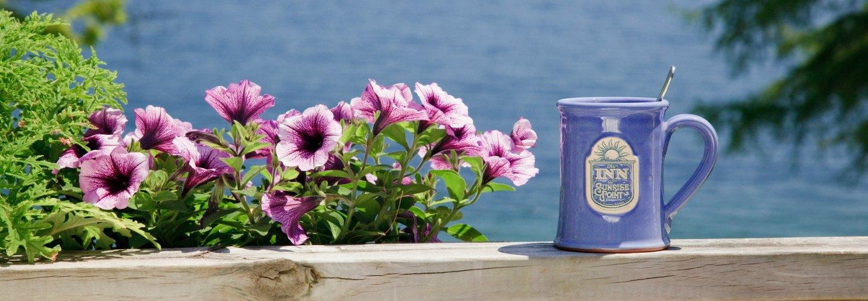 Sunrise Point Deneen Pottery Coffee Mug