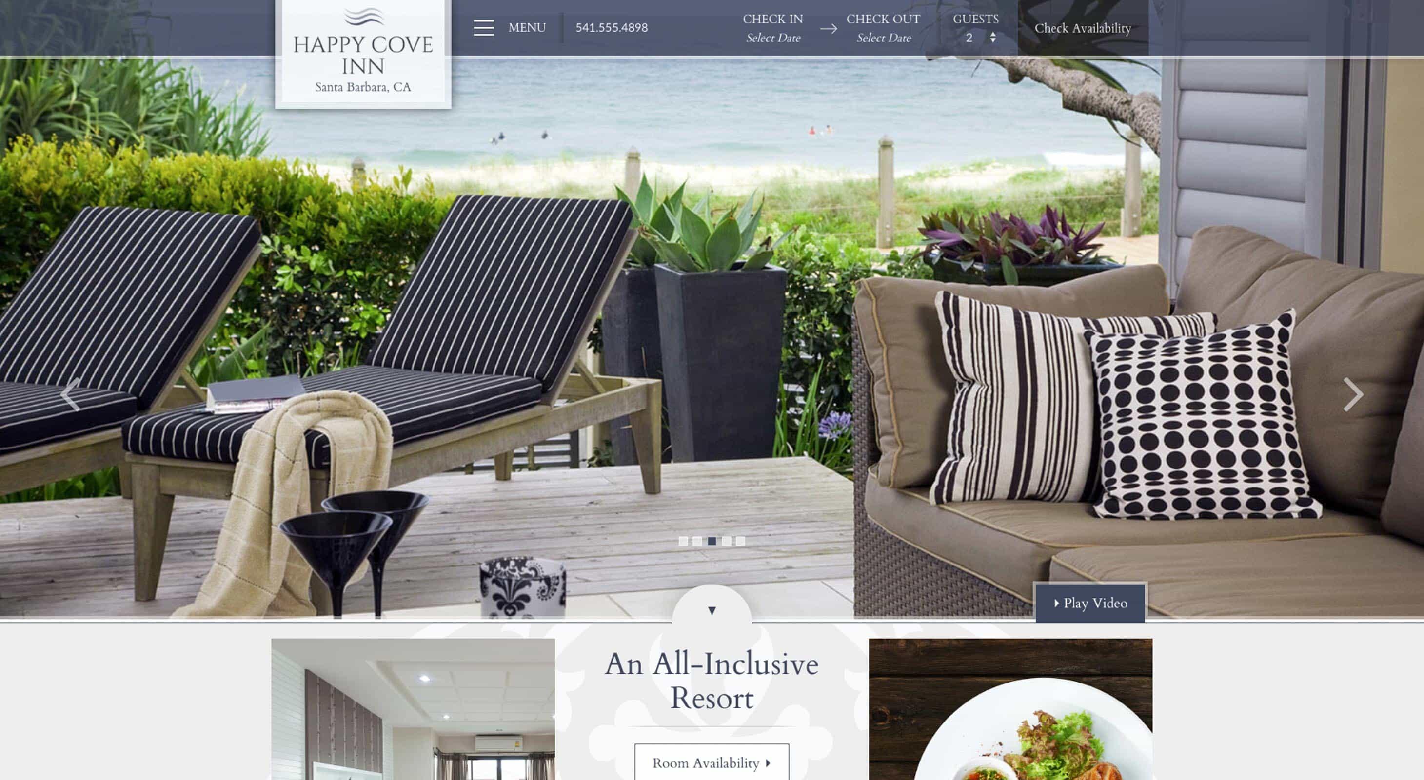 White Stone Marketing Signature Design - Powderhorn