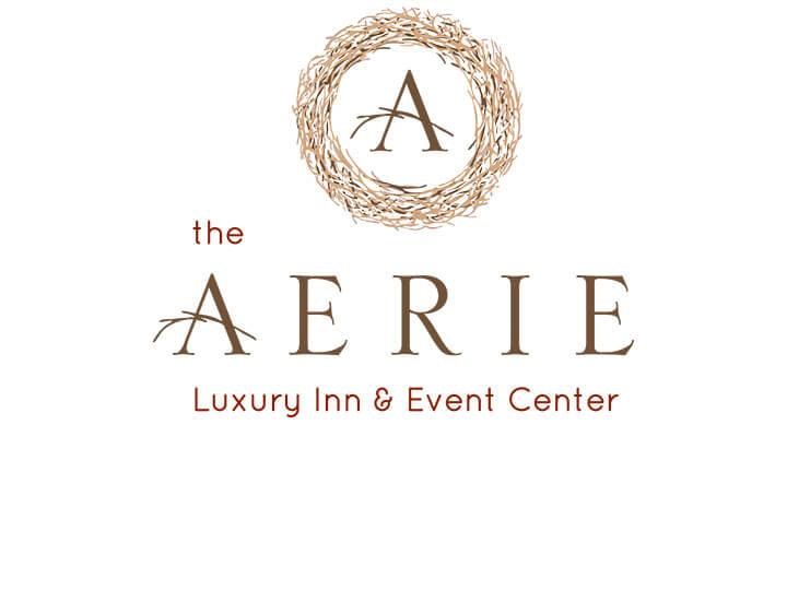 The Aerie Logo