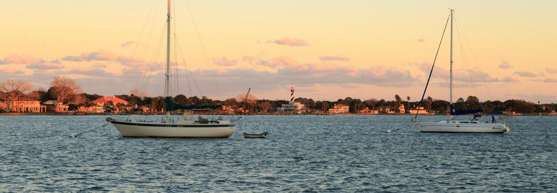 Bayfront Marin House Sailing