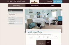 Horse Stamp Inn - Premium Template Website