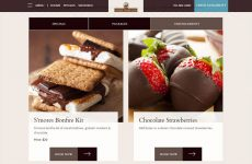 Horse Stamp Inn - Premium Template Website