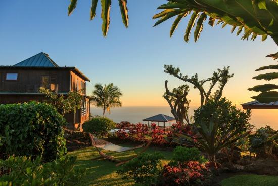 Big Island Bed and Breakfast - Holualoa Inn