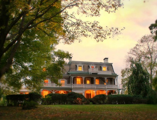 New Jersey Bed and Breakfast - Woolverton Inn