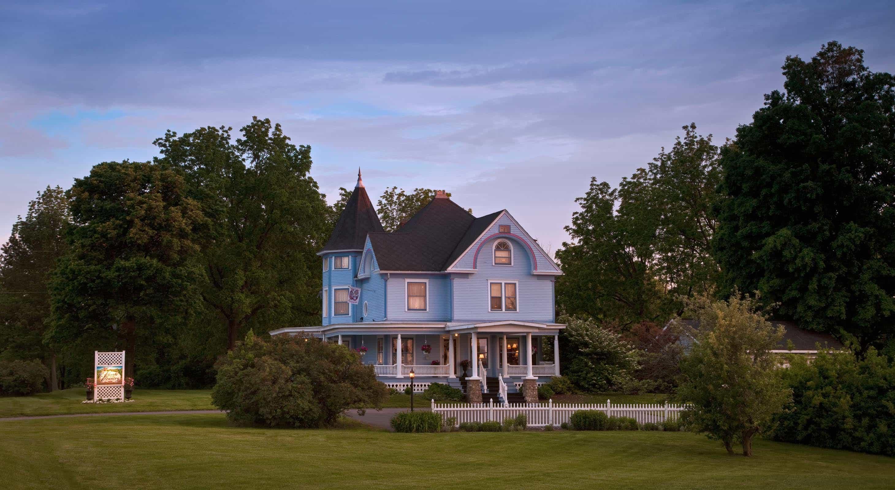 Michigan Winner – Castle in the Country