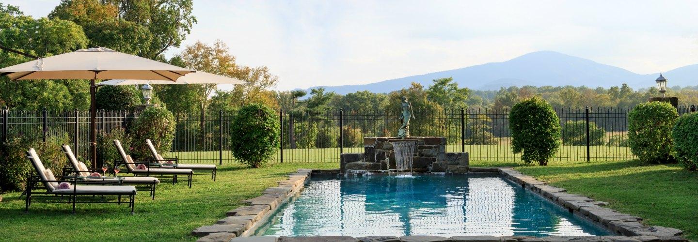 Glen Gordon Manor Pool