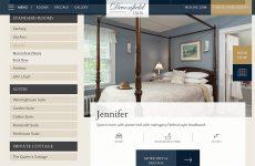 Devonfield Inn - Premium Template Website