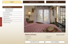 Swiss Woods - Premium Template Website