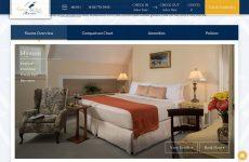 Great Oak Manor - Premium Template Website