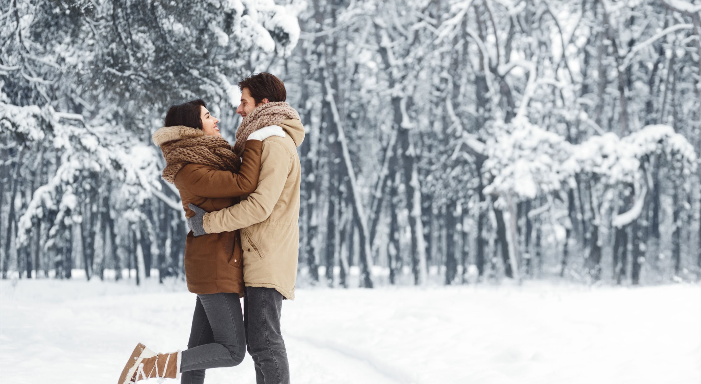 Valentine's Day Romantic Getaway Marketing