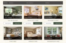 Signature Design - Wolf Cove Inn