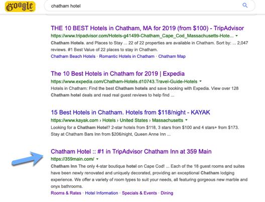 chatham Hotel