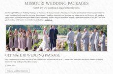 Signature Design - Hermann Hill Weddings