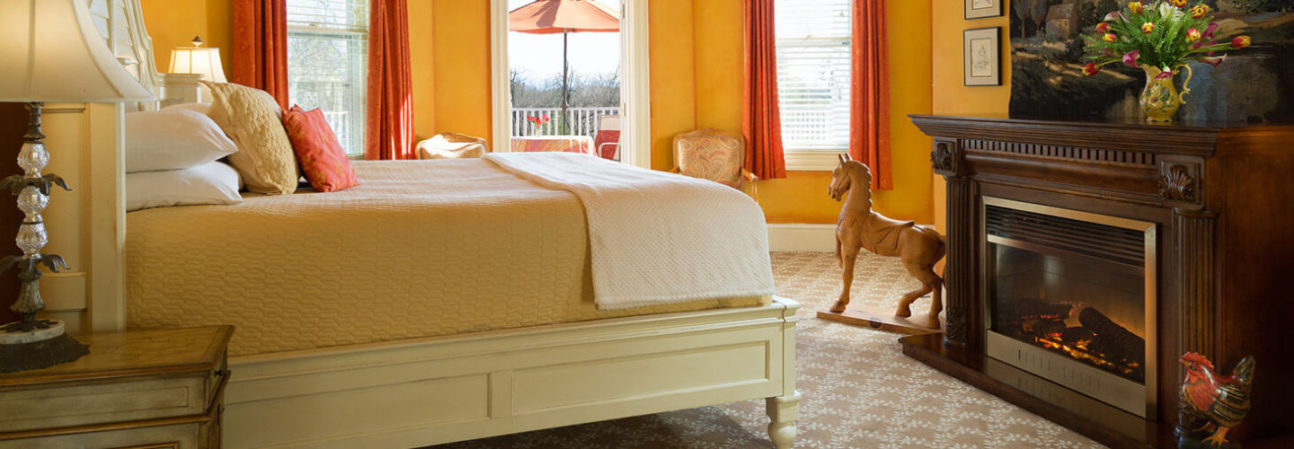 L'auberge Provencale Bed and Breakfast - Marketing Client