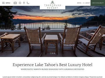 Tahoe Theme