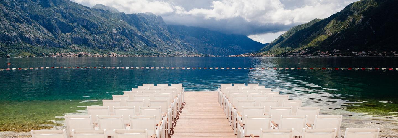 Wedding Venue Marketing Plan - Lakefront Venue