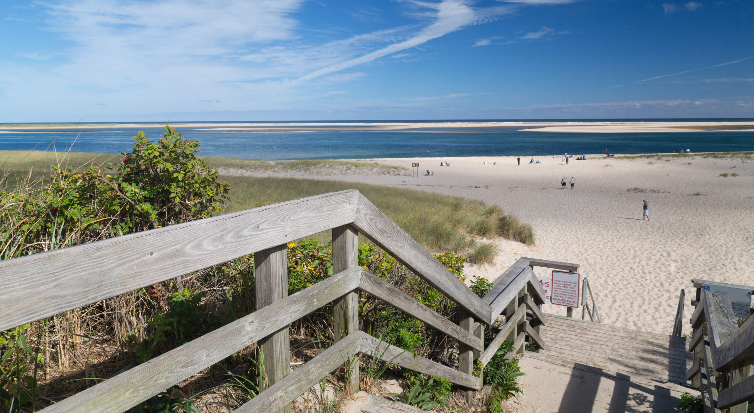 Chatham Inn - Cape Cod Relais & Chateaux Property - Beach View