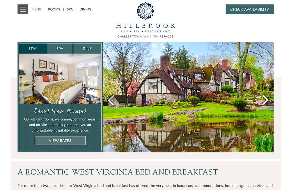 Custom Design - Hillbrook Inn