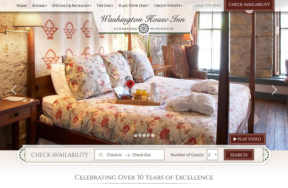 Custom Design - Washington House Inn