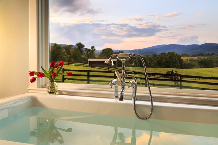 Bed and Breakfast Website Photography