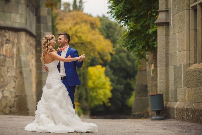 Wedding marketing fairytale weddings
