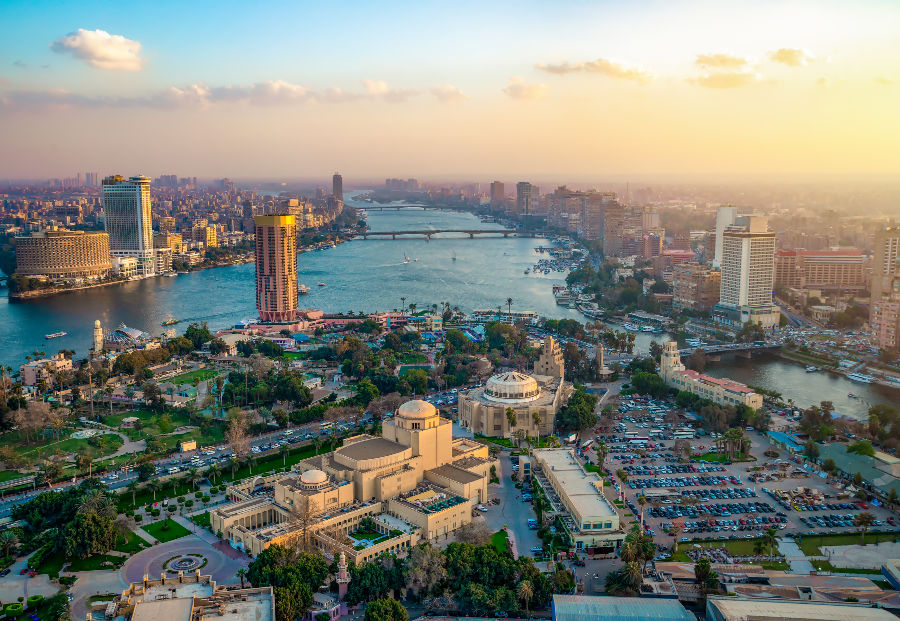 Cairo Egypt Travel Destination