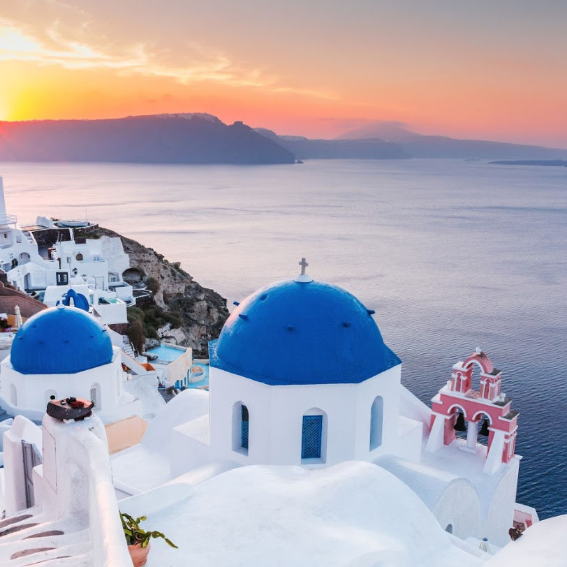Santorini Greece Dream Getaway