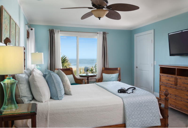 St. Augustine Boutique Hotel Room with a view