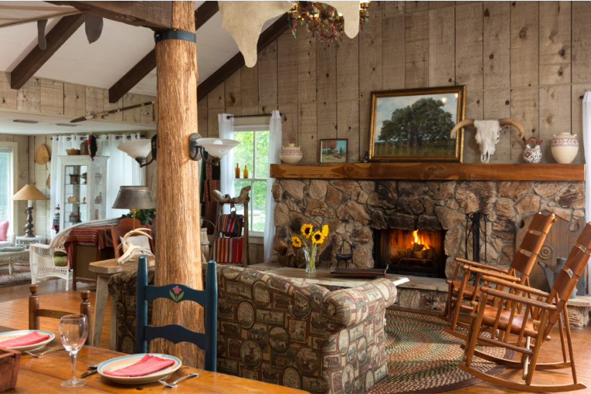 BlissWood Bed and Breakfast Ranch in TX