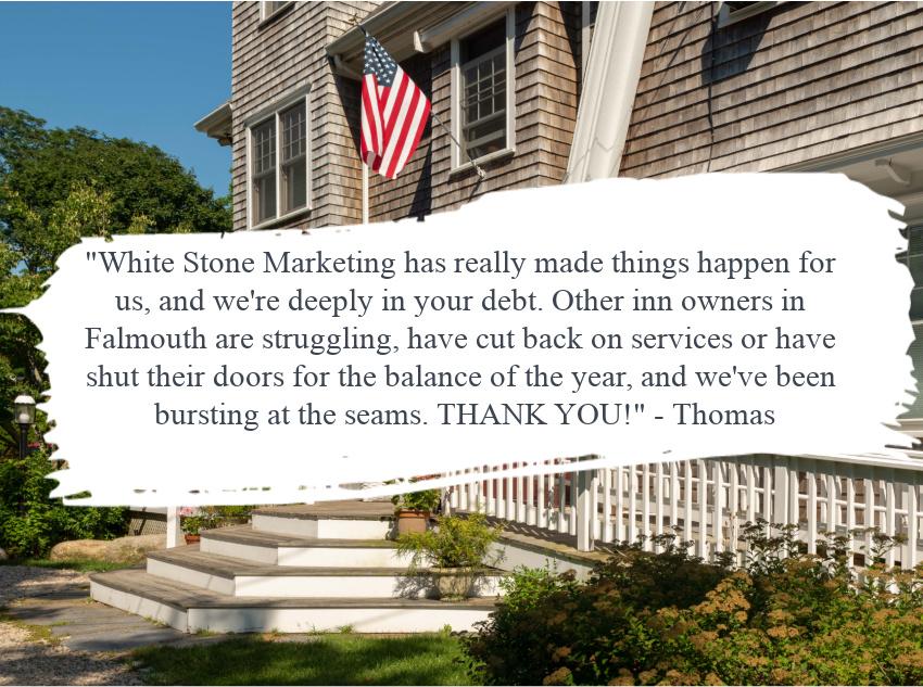 Palmer House Inn White Stone Review