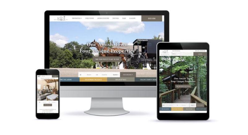 Responsive Hotel Website Design Examples