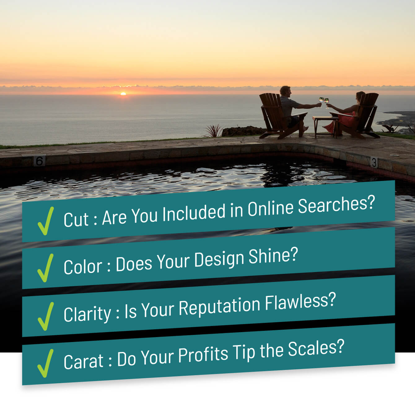 the 4-Cs of online marketing
