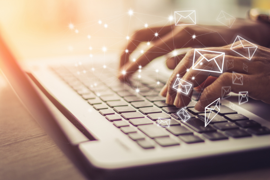 Email Marketing and White Stone Designs