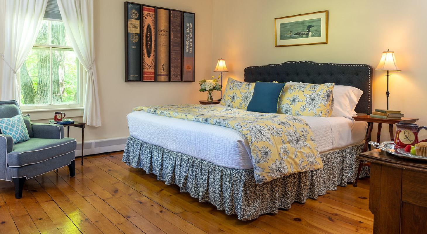 Landmark Inn Cooperstown Inn Room