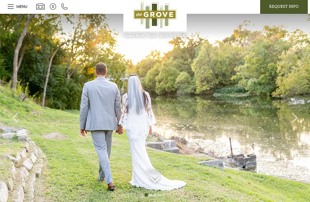 The Grove on Brushy Creek - Homepage
