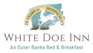 White Doe Inn logo