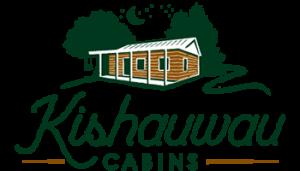 Kishauwau Cabins logo